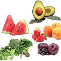 comidas para bajar el nivel de acido urico