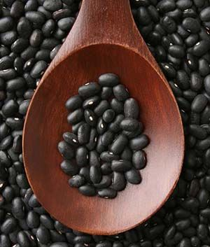 Nutrición, Frijoles negros beneficios para la salud