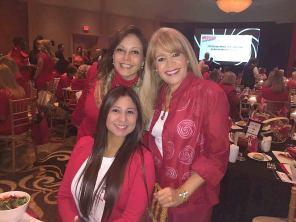 Margaret Delmont, Jassika Gonzales & Katty Guanipa