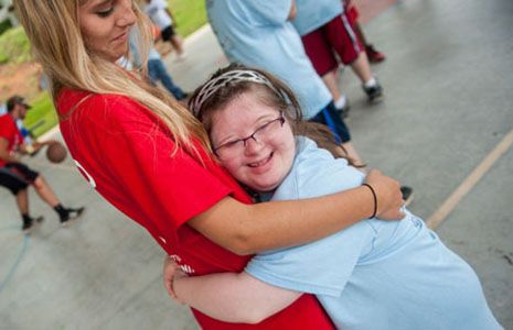 (English) Healthy Athletes at Special Olympics Games
