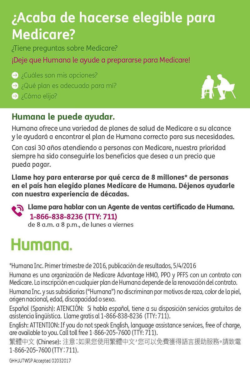 Humana le puede ayudar