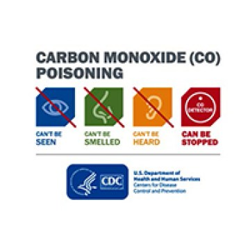 Carbon Monoxide Poisoning Prevention