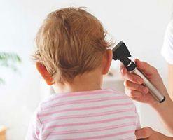 Infecciones de oído de los Niños