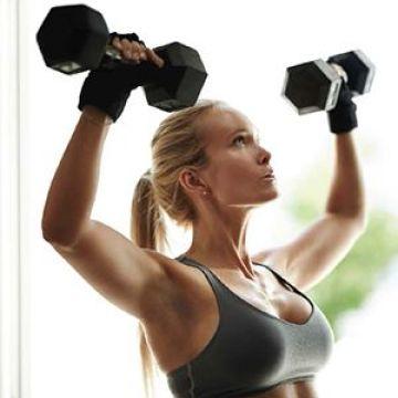 Entérate, Por qué las mujeres de 40 años o más deben levantar pesas?