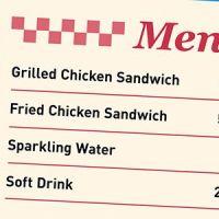 How Many Calories? Keep an Eye on the Menu