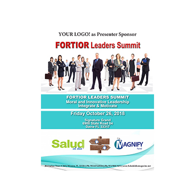 FORTIOR Leaders Summit