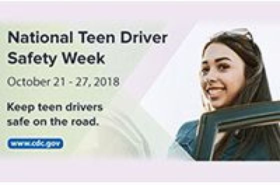National Teen Drivers Safety Week