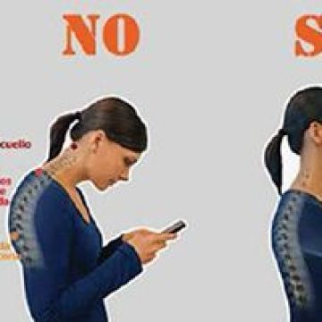 Entérate, Síndrome de Cuello de Texto