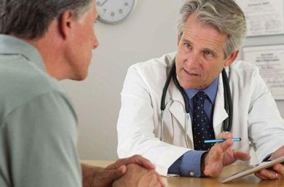 Preguntas para tu médico cuando eres mayor de 40