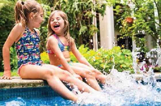 Stay Safe and Healthy in Your Backyard Pool