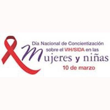 Dia Nacional de Concientizacion sobre el VIH SIDA en las Mujeres y Niñas