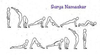 Mala de Surya Namaskar