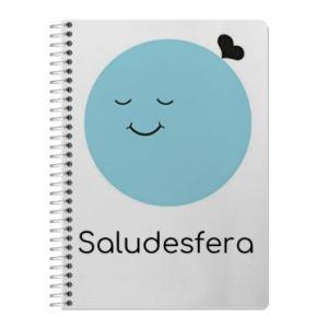 cuaderno a5 saludesfera