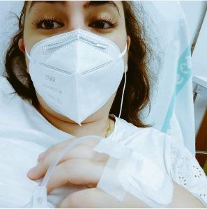 Iris en el hospital
