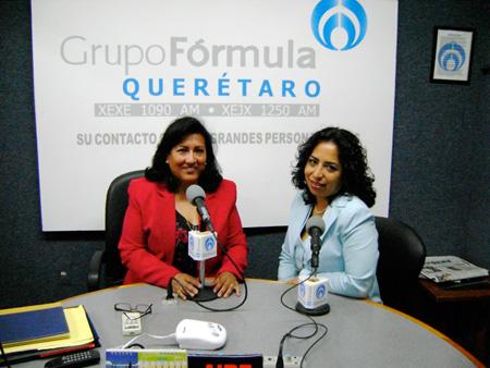Dra. Irma Quintanilla y Dra. Marbella Espino