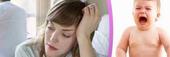 Síntomas De Depresión Posparto En Mujeres
