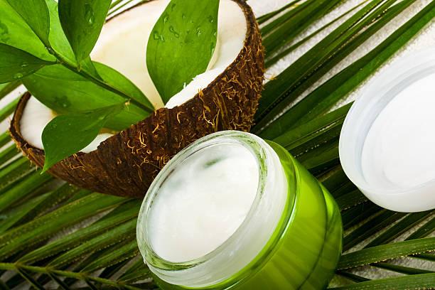 aceite de coco para la belleza