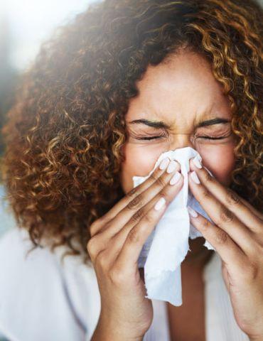 Remedios caseros para despejar la nariz taponada