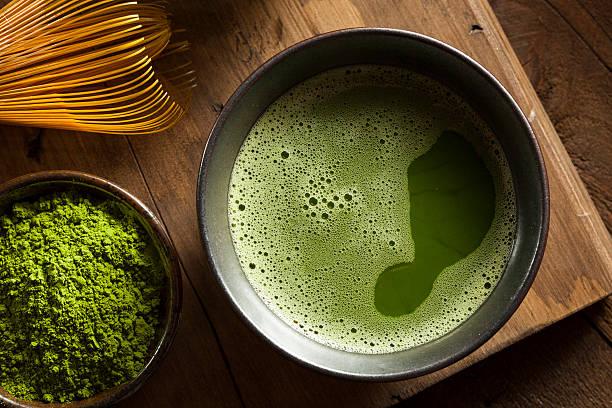 propiedades y beneficios del té matcha
