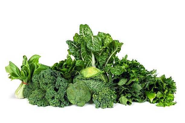 vegetales verdes