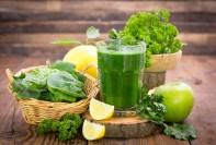 recetas verdes del batido
