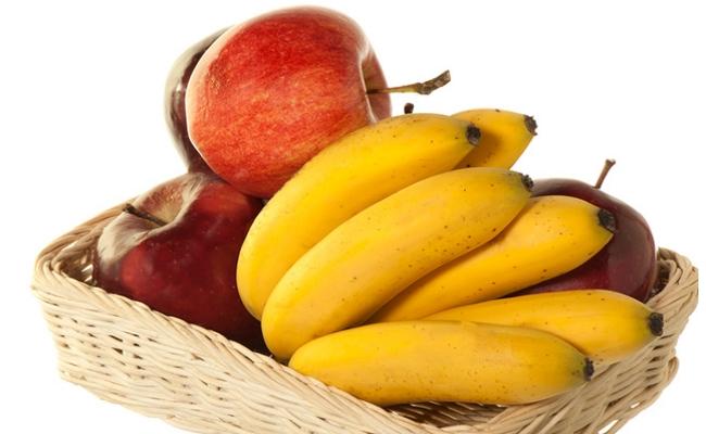 frutas alcalinas