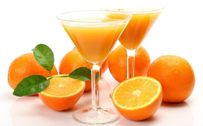 Batido de jengibre, naranja y zanahoria