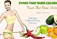 Calorías para perder peso rápido