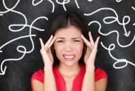 Niebla del cerebro y ansiedad
