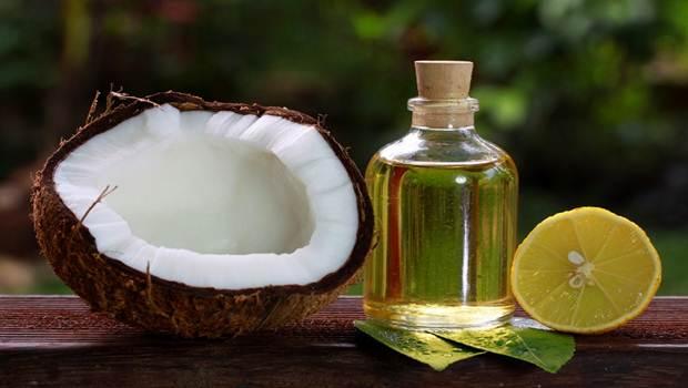 Aceite de coco,