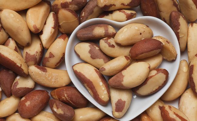 Nueces de Brasil