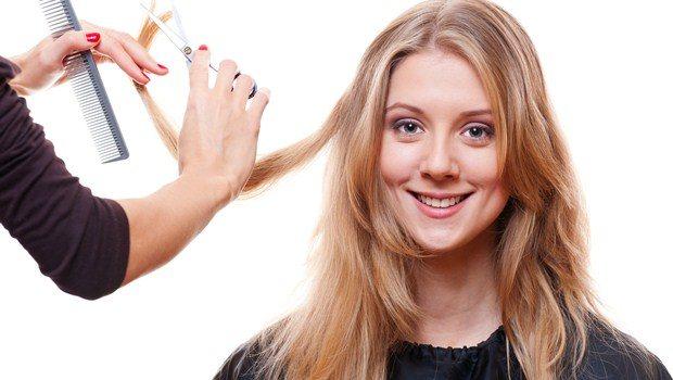 Recortar el cabello