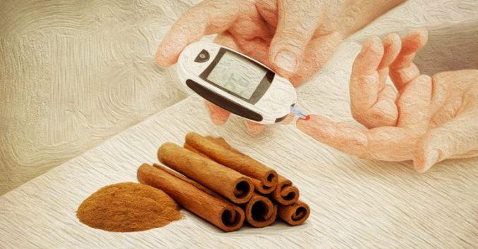 Canela como tratamiento de la diabetes