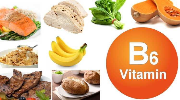 exceso de vitamina b6 enfermedades