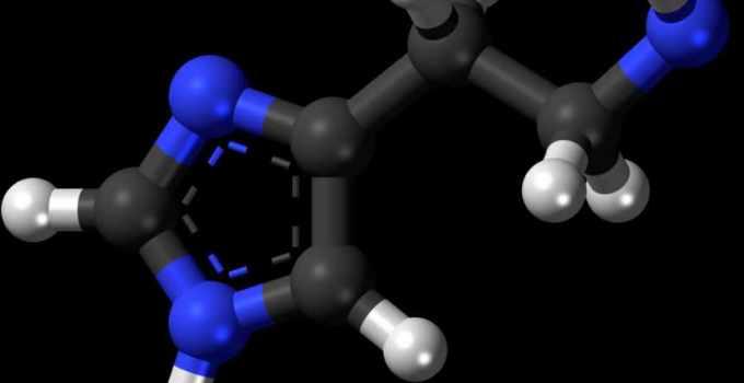 histamina beneficios y efectos secundarios, positivos y negativos