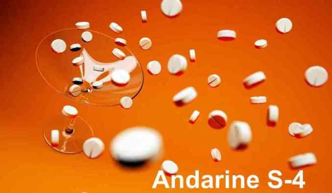 Andarina - Beneficios y Efectos (Andarine)