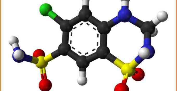 Qué es y para qué sirve la hidroclorotiazida
