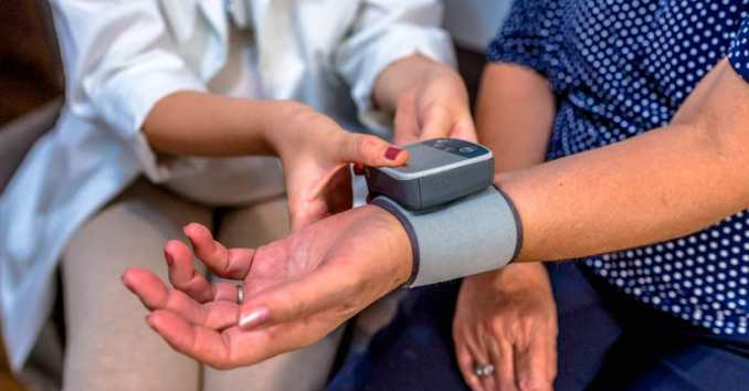 Lisinopril y presión arterial