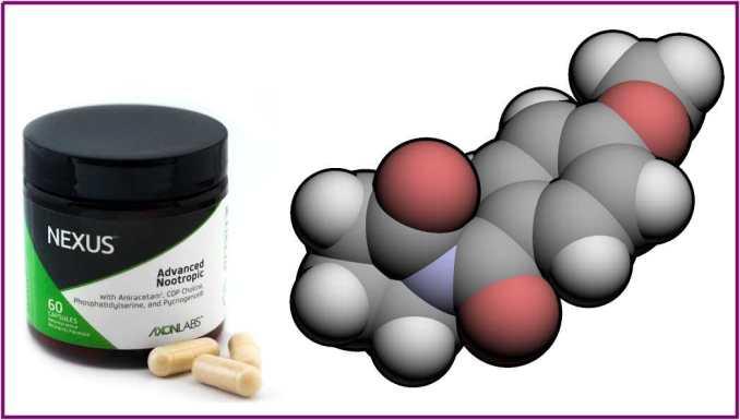 Dosis de aniracetam Beneficios de Aniracetam Efectos secundarios del Aniracetam Riesgos peligros del aniracetam