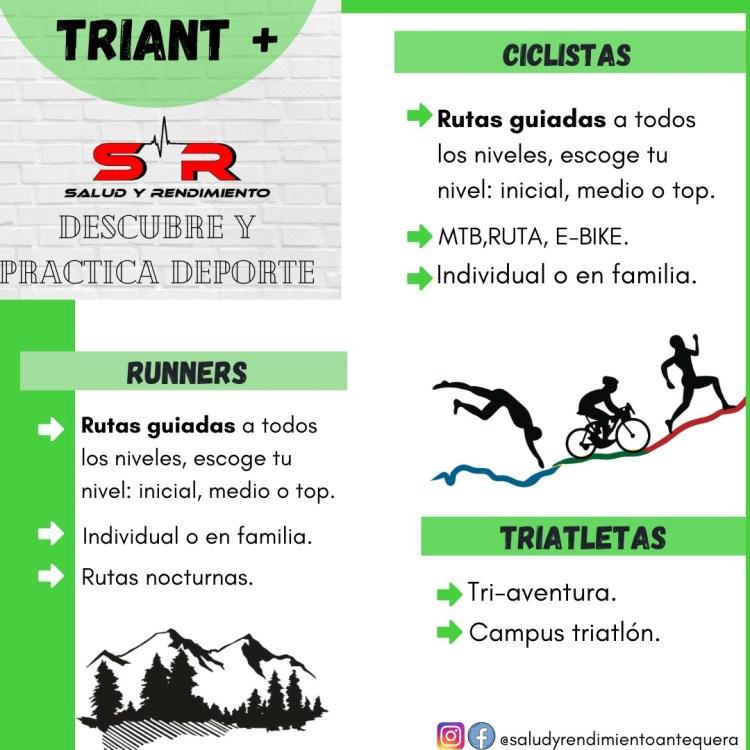 TRIANT+ ANTEQUERA
