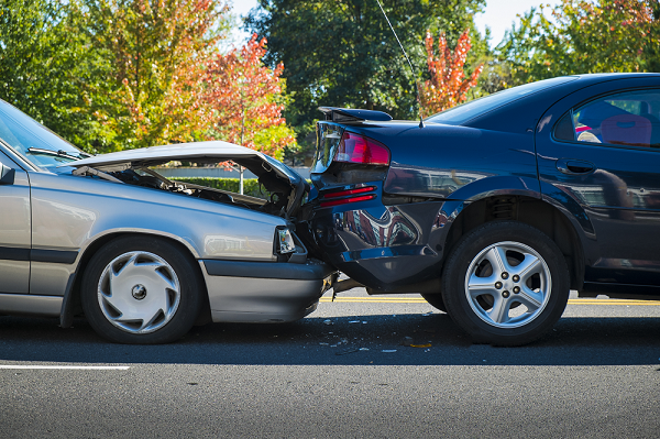 Southaven Car Accident Attorney serving Mississippi and Tennessee, Two cars rear ended in car crash