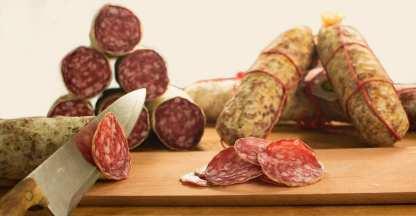 Salame Carne di Prosciutto