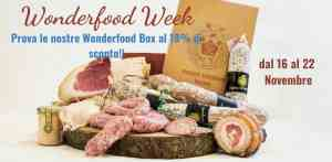 wonderfood week