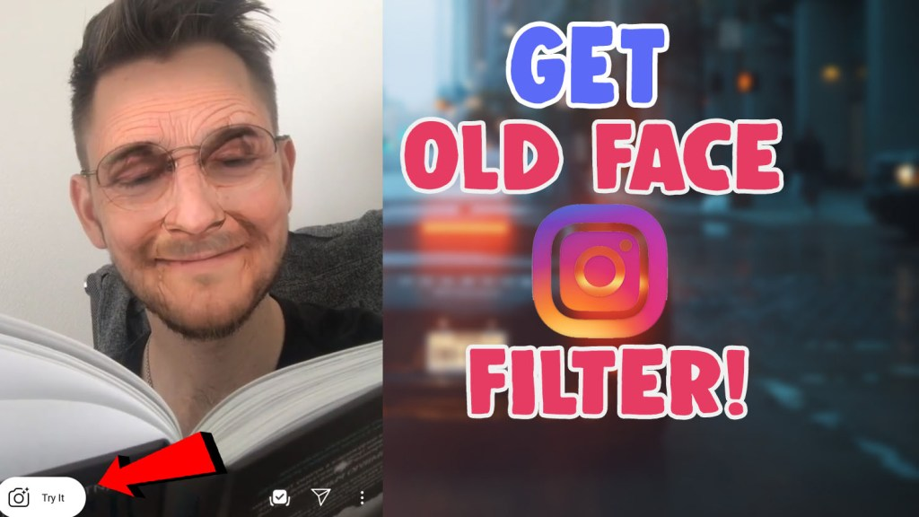 old picture challenge filter instagram and tiktok
