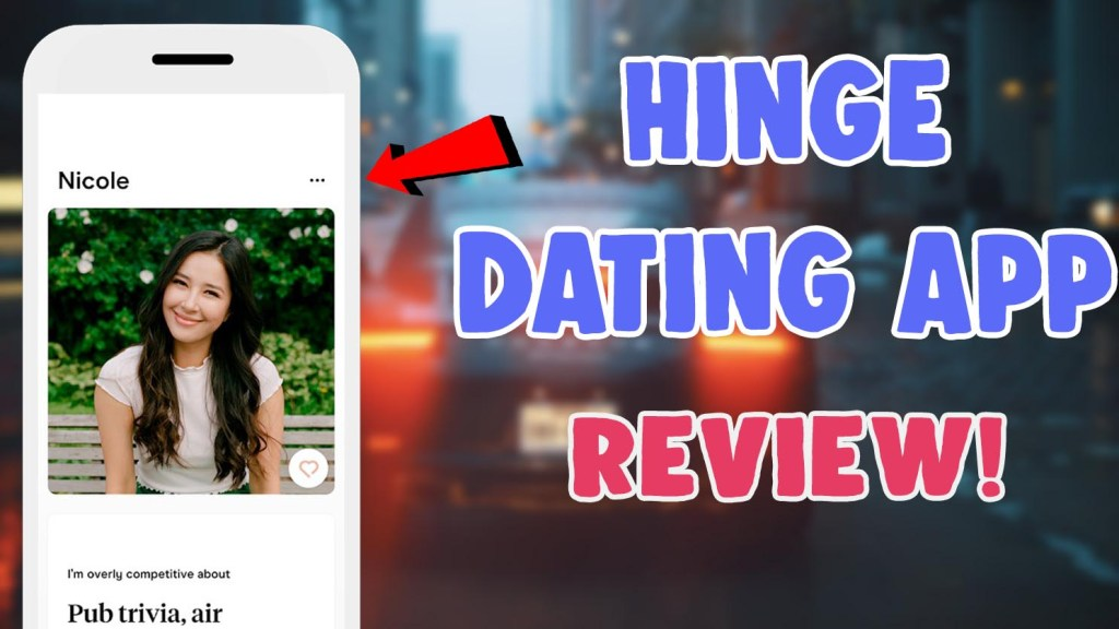how to use hinge dating app review
