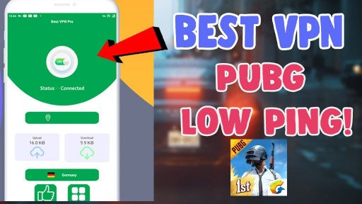 best vpn for playing pubg mobile and pubg lite low ping