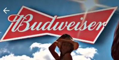 how to do beer poster challenge video tiktok tutorial