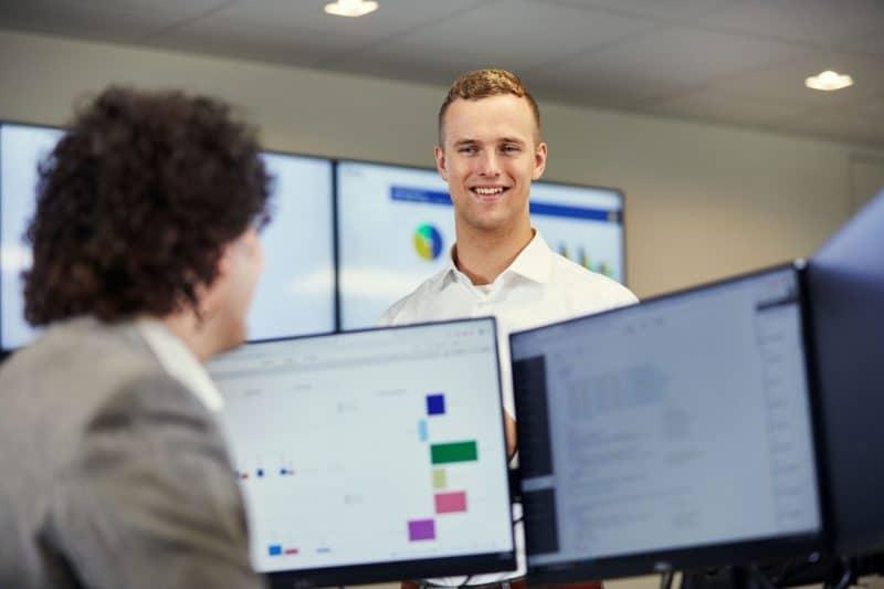 Salure business intelligence SalureConnect HR analytics