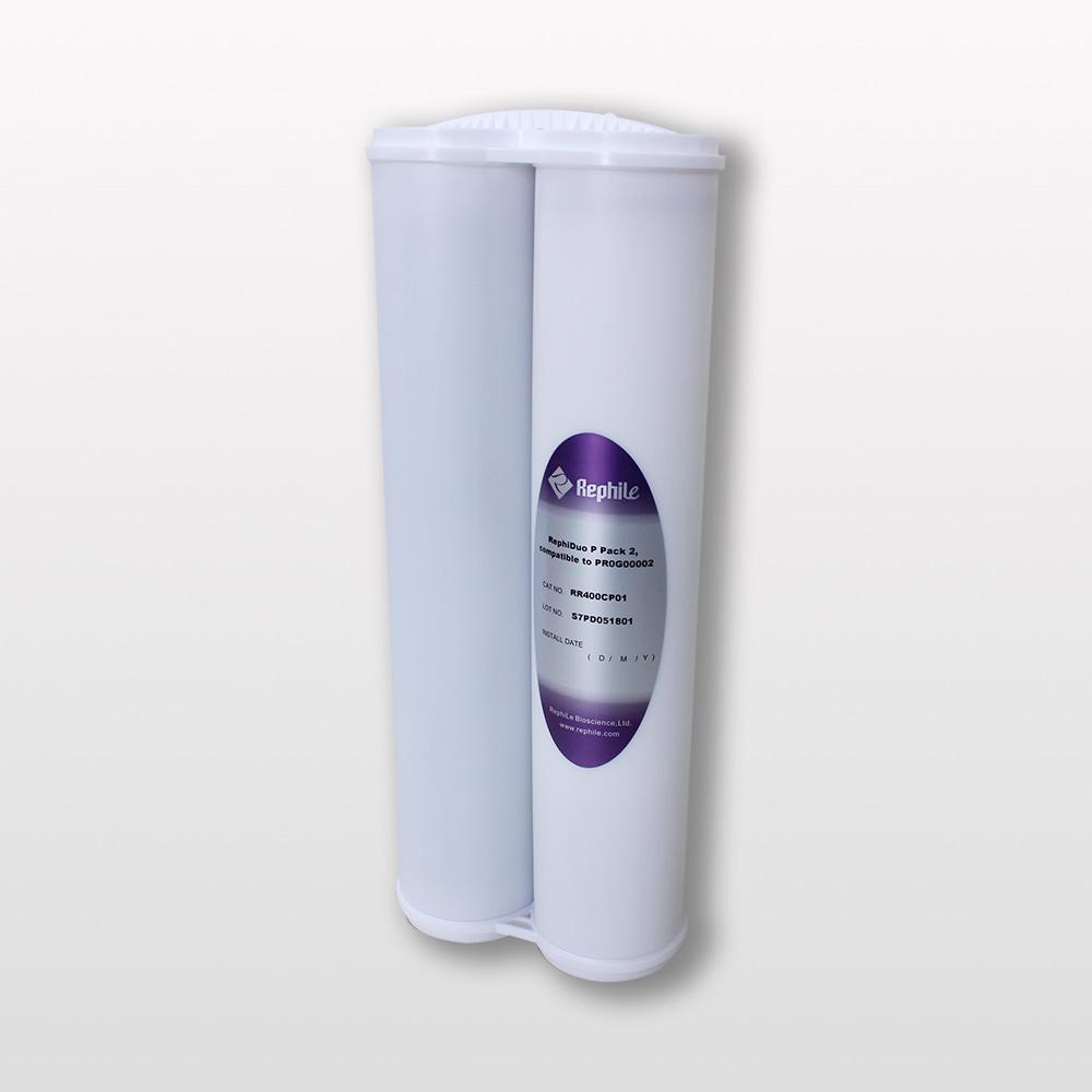 RephiDuo P PACK 2, replacing Millipore Progard 2 PR0G00002