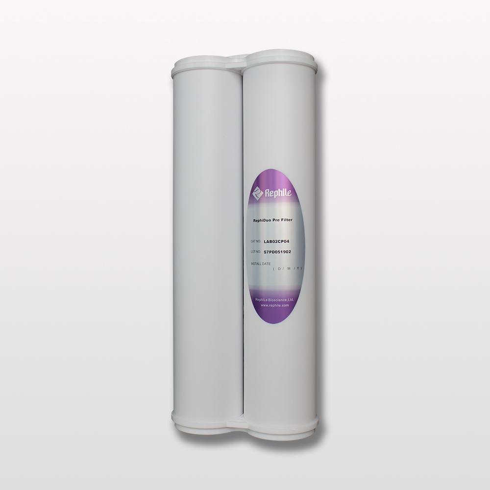RephiDuo PreFilter Cartridges